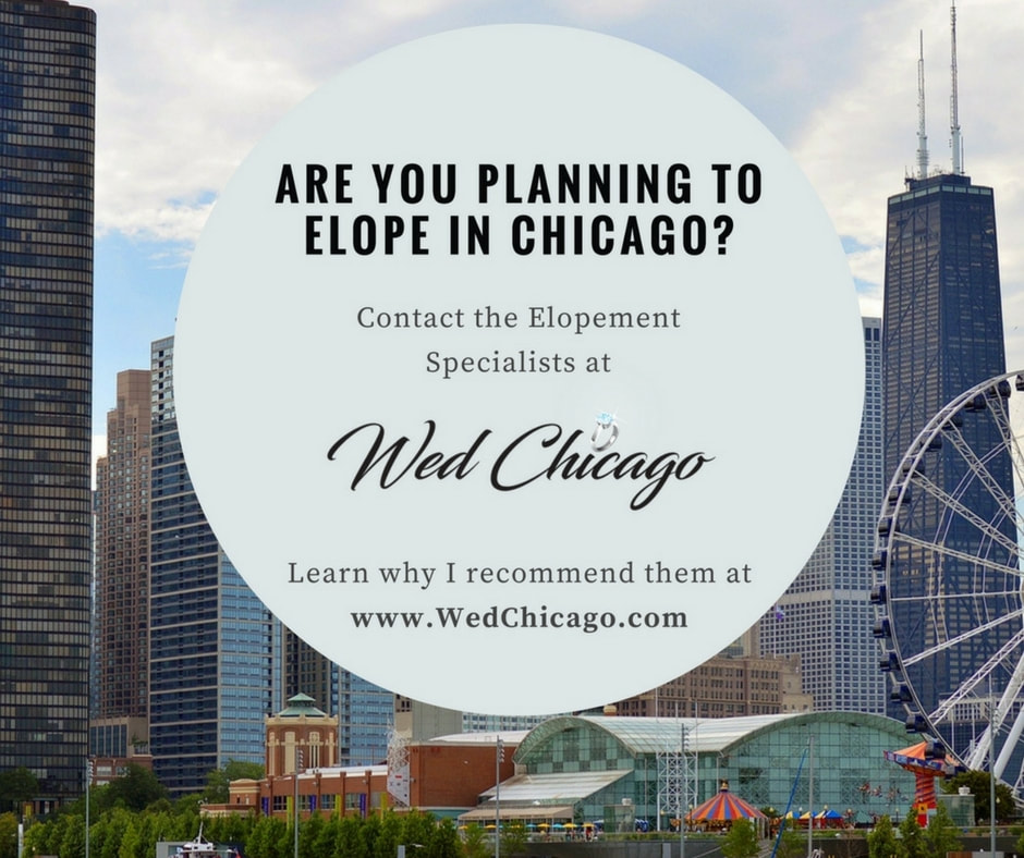 Elope in Chicago Facebook Post